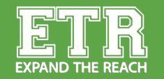 ETR Expand the Reach Logo