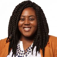 Headshot of Nickisha Hardware, New Path Youth and Family Services Board of Directors